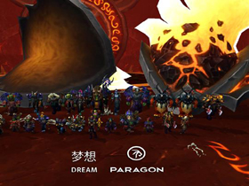 【魔獸世界】4.2火源之界:Dream Paragon首殺25H拉格納羅斯,首殺影片出爐!