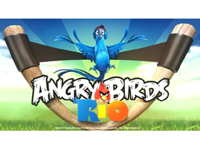 【Angry Bird】【Angry Birds RIO】木瓜取得