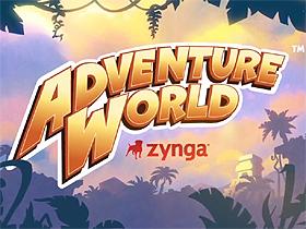 【臉書其他遊戲】Zynga新作《Adventure World》力抗《The Sims Social》