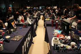 目擊微星2008全球超頻挑戰賽