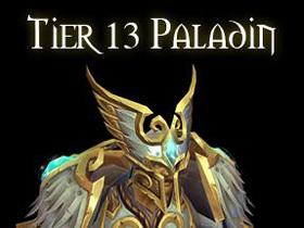 【魔獸世界】4.3:聖騎T13套裝和過往系列回顧