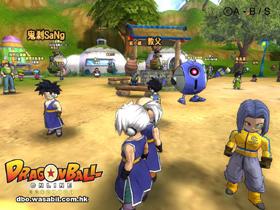 【七龍珠 Online】香港《龍珠 Online》公測玩家爆滿 增添紅心辣椒Q3營收動能
