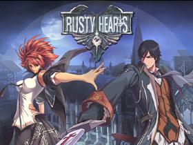 【Rusty Hearts】華義正式代理 3D卡漫風打擊鉅作《Rusty Hearts》