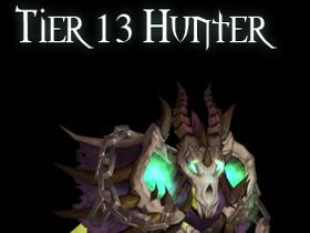 【魔獸世界】4.3:獵人T13套裝和過往系列回顧