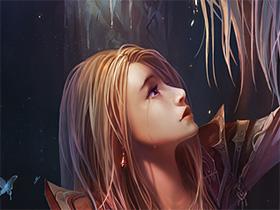 【魔獸世界】官網Fan Art:珍娜到底愛的是誰
