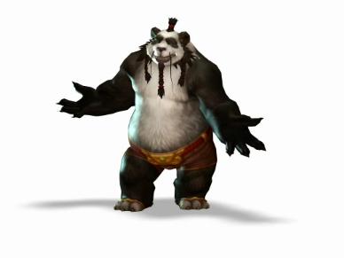 【魔獸世界】2011BlizzCon:熊貓人美術座談會【熊貓人的設計與文化篇】(大量圖片)