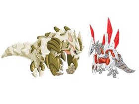 【賽爾號】龍系首選免費精靈:哈莫雷特與塔克林