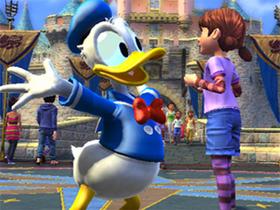 【電視遊樂器】Xbox 360®平台推出《Kinect迪士尼大冒險》體感遊戲