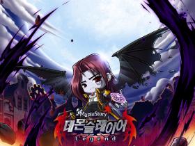 【楓之谷】【傳說LEGEND】惡魔殺手四轉技能