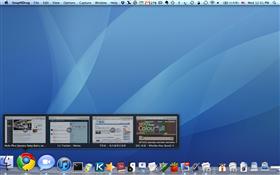 Mac OS X 抄 Windows 7?其實是外掛來的
