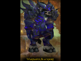 【魔獸世界】【巨龍之魂首領攻略】 BOSS6:將領黑角