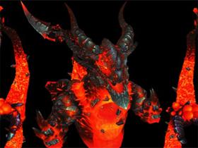 【魔獸世界】【巨龍之魂首領掉寶】 BOSS8:死亡之翼的狂亂