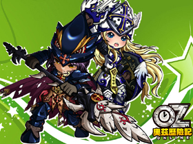 【OZ 奧茲歷險記】VIP測試倒數,7大遊戲特色、6大職業角色搶先公開!