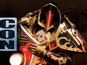 【魔獸世界】2011Blizzcon服裝大賽第二名得主專訪:聖騎士T2審判套裝+灰燼使者
