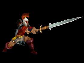 【魔獸世界】【試衣間】英雄聯盟Cosplay:戰爭之王潘森