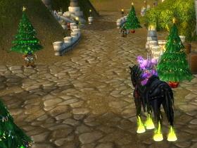 【魔獸世界】2011冬幕節每日任務及成就解法攻略