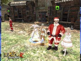 【遊戲產業情報】華義旗下全遊戲 陪玩家抗寒流、慶聖誕、迎新年~