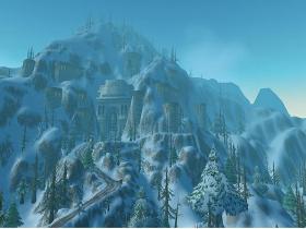【魔獸世界】【暴雪音樂盒】冷山,丹莫洛的守護者