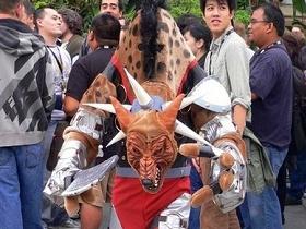 【魔獸世界】cosplay霍格!豺狼人的真相