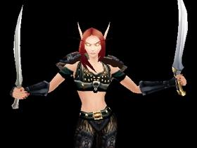 【魔獸世界】【試衣間】英雄聯盟Cosplay:卡特蓮娜