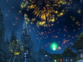 【魔獸世界】在魔獸中一起慶祝新年吧!