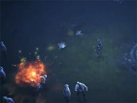 【暗黑破壞神III】【符石演示】狩魔獵人:手榴彈(Grenades)與符石效果影片