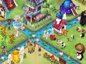 【森之村】第一款森林系遊戲《森之村》,OL的最佳消遣