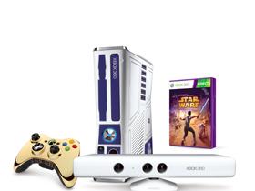 【電視遊樂器】Kinect Star Wars™《Kinect星際大戰》登陸Xbox 360® 限量版主機同步上市
