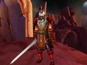 【魔獸世界】【試衣間】血騎士第二彈:華貴赤紅成就者