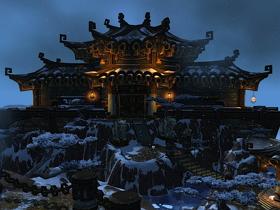 【魔獸世界】【暴雪美術館】《潘達利亞之謎》每日一景