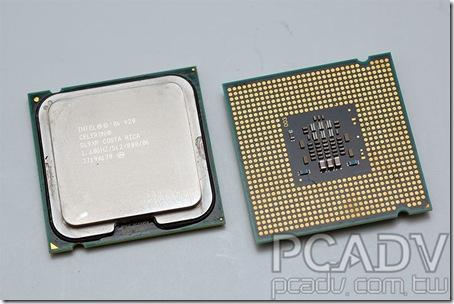 Dell訂製的特殊規格處理器