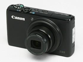 小改款更順手:Canon PowerShot S95