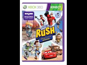 【電視遊樂器】《Kinect衝鋒》正式上市!   經典迪士尼、皮克斯動畫盡在Xbox 360®   讓大人小孩與超人特攻隊、巴斯光年等角色一起去冒險