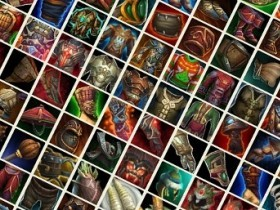 【魔獸世界】【5.0】死亡騎士、聖騎士、戰士職業雕紋列表