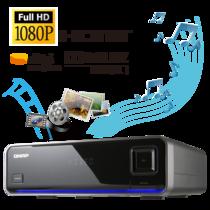 威聯通新款數位家庭專用,絕佳畫質及音效的網路多媒體播放器