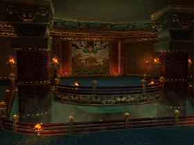 【魔獸世界】【5.0】情境模式關卡:古代魔古地穴(Ancient Mogu Crypt)