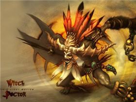【暗黑破壞神III】巫醫最佳裝備與武器屬性選擇