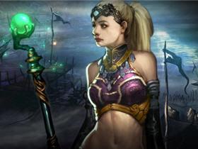 【暗黑破壞神III】追隨者─巫女艾蓮娜的故事、裝備與天賦技能