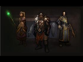 【暗黑破壞神III】追隨者的加入與操作,天賦與裝備的選擇