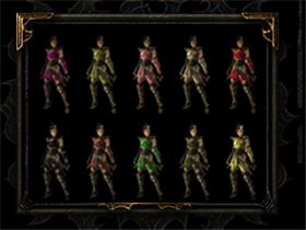 【暗黑破壞神III】讓盔甲自由變色的染料系統