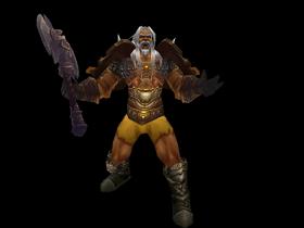 【魔獸世界】【試衣間】Diablo3 Cosplay:野蠻人