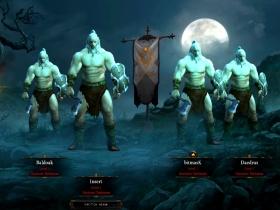 【暗黑破壞神III】4名空身野蠻人挑戰HC普通骷髏王!