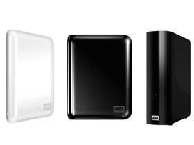 WD® 全新外接硬碟產品線支援 USB 3.0,容量突破 3 TB