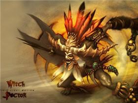 【暗黑破壞神III】巫醫團戰技能搭配
