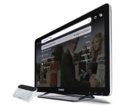 Sony Google TV 正式進攻美國人的客廳