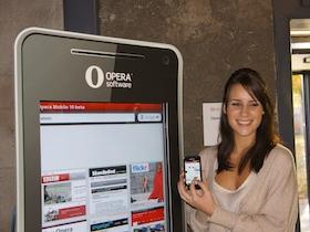 最快瀏覽器王位戰,跨海直擊 Opera 11