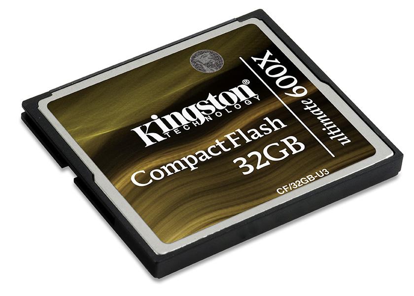 Kingston 秒殺級記憶卡