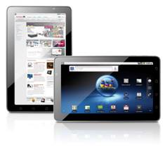 沒有7吋 iPad?ViewSonic ViewPad 7、Samsung GALAXY Tab 台灣買得到