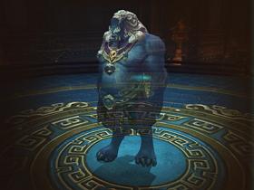 【魔獸世界】【5.0】魔古山寶庫:3王「縛靈者」卡拉賈