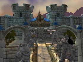 【魔獸世界】【PTR5.2】聯盟、部落主城修復完工